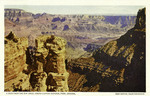 Arizona – A View from the Rim Drive, Grand Canyon National Park