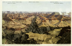 Arizona – Grand Canyon, from O'Neills (Yavapai) Point