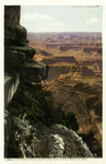 Arizona – Hanging Rock, Grand View Trail, Grand Canyon
