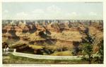 Arizona – Grand Canyon from Hotel El Tovar
