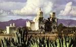 Arizona – San Xavier Mission, Tucson