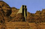 Arizona – Chapel of the Holy Cross, Sedona