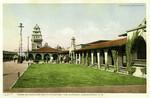 New Mexico – Indian Building and Santa Fe Station, The Alvarado, Albuquerque