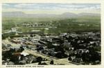 New Mexico – Brid's-Eye View of Raton