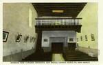New Mexico – Interior View Towards Entrance, San Miguel Church, Santa Fe