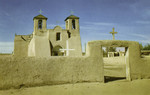 New Mexico – Ranchos De Taos Church