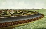 Texas – Galveston, Sea Wall
