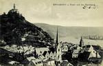 Braubach – a. Rhein und die Marksburg