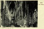 Cologne – Dom Inneres