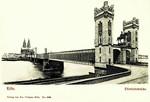 Cologne – Eifenbahnbrücke