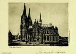 Cologne – Dom (Südseite)