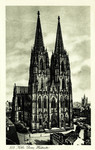 Cologne – Dom, Westseite