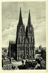 Cologne – Dom, West