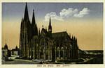 Cologne – Dom. Südseite