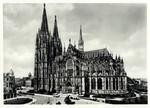 Cologne – Der Kölner Dom von Süden