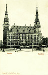 Germany - Aachen - Rathaus