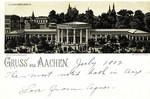 Germany – Aachen – Elisenbrunnen