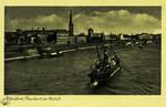 Dusseldorf – Rheinfront der Altstadt