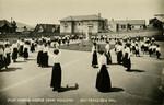 California - San Fransisco - Sacred Heart Academy - Playground
