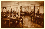 California - San Fransisco - Convent of the Sacred Heart - Cafeteria