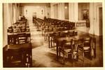 California - San Fransisco - Convent of the Sacred Heart - Senior Study Room