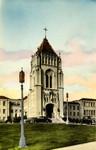 California - San Francisco College for Women - Tower Entrance