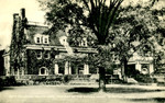 Connecticut - Noroton - Convent of the Sacred Heart - Main Building - South View