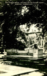 Connecticut - Noroton - Convent of the Sacred Heart - The Marble Bench