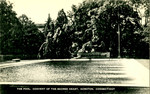 Connecticut - Noroton - Convent of the Sacred Heart - The Pool