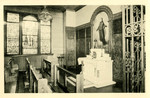 Convent of the Sacred Heart - Detroit, Michigan - St. Madeleine Sophie's Chapel