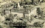 Convent of the Sacred Heart - St. Joseph, Missouri - Hilltop from the Air