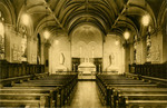 Convent of the Sacred Heart, Elmhurst - Providence, Rhode Island - The Chapel