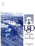 USD Annual Report 1979/80 by University of San Diego