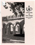 USD Annual Report 1981/82 by University of San Diego