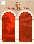 USD Annual Report 1982/83 by University of San Diego