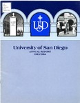 USD Annual Report 1983/84