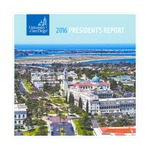 USD President's Report 2016 by University of San Diego