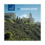 USD President's Report 2017 by University of San Diego