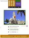 USD Magazine Summer 1992 by University of San Diego