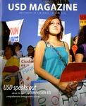 USD Magazine Spring 2014 by University of San Diego