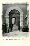 Porta Vaticana - Palazzo detto degli Svizzeri