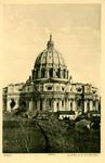 Roma – Cupola Di S. Pietro