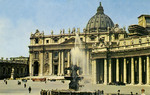 Rome, St. Peter's Cathedral