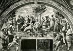 Città del Vaticano, Stanze di Raffaello - Il Parnaso
