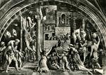 Città del Vaticano, Stanze di Raffaello - Incendio del Borgo