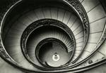 Città del Vaticano Ingresso ai Musei - La scala elicoidale