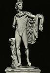 Città del Vaticano Museo di Scultura - Apollo del Belvedere
