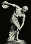 Città del Vaticano Museo di Scultura - Discobolo di Mirone Sala della Biga
