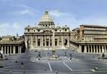 Roma Piazza S. Pietro