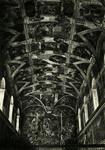 Città del Vaticano - Cappella Sistina, veduta.